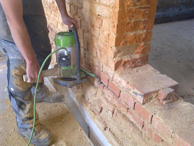 Frank Hausler Mauerwerkssanierung Trockenlegung Risssanierung